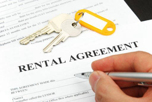 Always read your rental agreement fully before signing it.