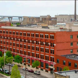 Historic 5th Ward Lofts for rent in milwaukee