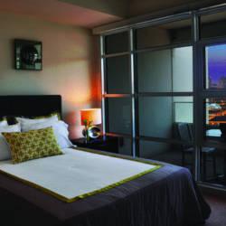 Moderne luxury apartment in Milwaukee