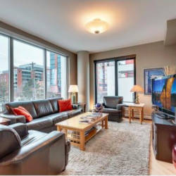 Minneapolis condo for rent on Second