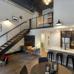Loft for rent in Minneapolis on Hennepin & Wash