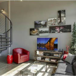 Loft for rent in 7th in Minneapolis