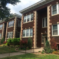 These apartments are older and affordable