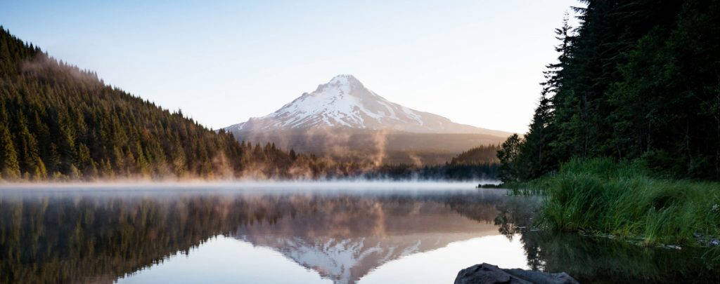 The Pacific Northwest is home to Mount Hood