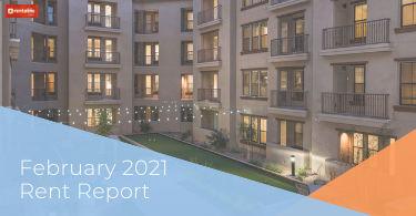 February 2021 Rent Report